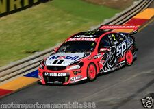 Garth Tander 2015 6x4 or 8x12 photos V8 Supercars HRT HOLDEN RACING TEAM