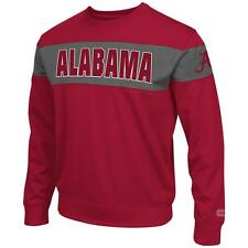 Colosseum Defender Crewneck Alabama Crimson Tide Bama Sweatshirt