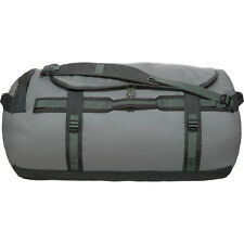 North Face Base Camp Large Unisex Bag Duffle - Zinc Grey Duck Green One Size
