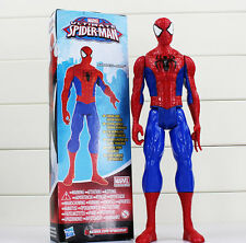 The Avengers Spider Man Iron Man Captain America Wolverine Thor 30CM Action Toy