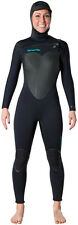5/4/3mm Women's Hyperflex Voodoo Hooded Fullsuit