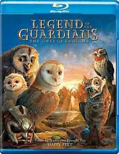 Legend of the Guardians: The Owls of Ga'Hoole (Blu-ray/DVD, 2010, 2-Disc Set)