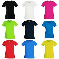 Fruit Of The Loom Ladies/Womens Performance Sportswear T-Shirt