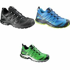 Salomon Mens XA Pro 3D GTX� Quicklace Waterproof Trainers/Shoes