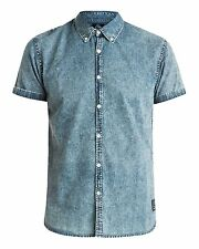 NEW QUIKSILVER™  Mens Dark Dream Short Sleeve Shirt Tops