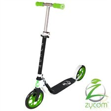 Zycom Easy Ride 200 Adult Commute Scooter – White/Lime