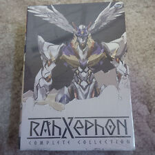 RahXephon - Complete Collection (DVD, 2005, 7-Disc Set) NEW OOP VERY RARE!!
