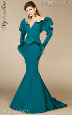 MNM Couture 2329 Evening Dress ~LOWEST PRICE GUARANTEE~ NEW Authentic