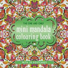 The One and Only Mini Mandala Colouring Book by Phoenix Yard Books...