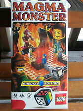 LEGO #3847 MAGMA MONSTER ~Special Edition LEGO game! :o)