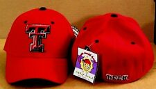 NCAA Texas Tech Red Raiders - Zephyr Fitted Sports cap