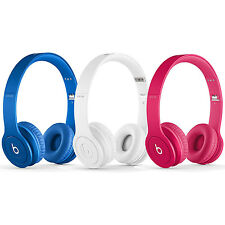 Beats By Dre Solo HD On-Ear Headphones with Built-in Mic - Choose Your Color