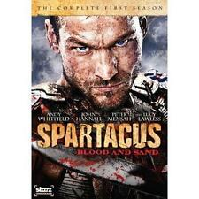 SPARTACUS: BLOOD AND SAND - THE COMPLETE FIRST SEASON 4-Disc DVD Set