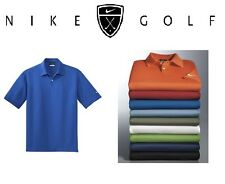 Nike Golf Shirt Polo Mens Dri Fit casual pullover Nike Polo Shirt, Mens Nike