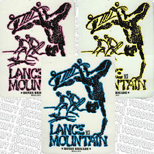 POWELL PERALTA - Lance Mountain Skateboard Sticker - BONES BRIGADE -