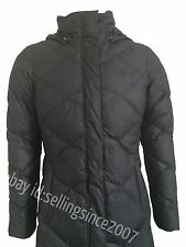 NWT THE NORTH FACE WOMENS MISS METRO DOWN 550 PARKA SIZE SMALL TNF BLACK