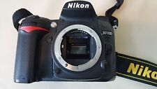 Nikon D D7000 16.2 MP Digital SLR Camera - Black (Body Only)