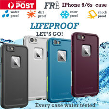 New Lifeproof FRE Series Waterproof  Case for iPhone 6/6s Dust Shock Proof