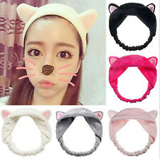 Womens Cat Ears Gift Headdress Party Cute New Hot Head Band Hair Girls Headband