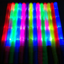 LED Multi Color Glow Stir Stick Light Shining Party Glow in the Dark Glowsticks