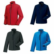 Jerzees Colors Mens Casual Water Resistant & Windproof Softshell Jacket /Coat