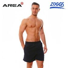 ZOGGS MEN'S PENRITH SPORTS SHORTS BLACK, MEN'S SWIM SHORTS