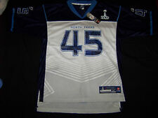 Reebok Superbowl Men's Jersey North Texas NWT #45