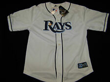 Majestic Youth Jersey Tampa Bay Rays #3 Evan Longoria NWT