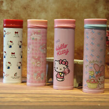 Hello Kitty Stainless Steel Thermal insulated Thermos Cute Cartoon Vacuum Flask