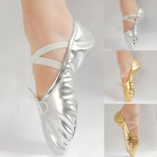 New 16 Sizes Ballet Dance Shoes Slippers Child Adult Pointe Dance Gymnastics