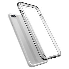 For iPhone 7/7 Plus TPU Ultra Thin Slim Silicone Soft Clear Back Case Skin Cover