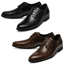 Mooda Mens Leather Shoes Classic Formal Oxfords Dress Shoes InaL UK