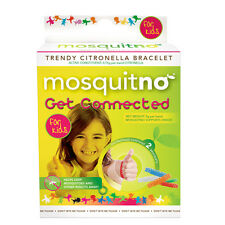 New MosquitNo Anti-Mosquito Citronella Bracelets mosquito repellent band