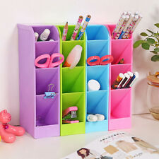Storage Box Desk Cosmetic Organizer Bar Home Underwear Candy Color Boxes Office