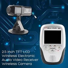 2.5 inch TFT LCD Wireless Electronic Audio Video Receiver Wireless Camera Useful
