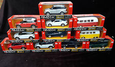 Die cast cars 1:32 toy gift metal model mini cooper range rover collectable xmas