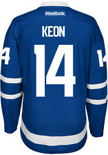 David Keon New Toronto Maple Leafs NHL Home Reebok Premier Hockey Jersey