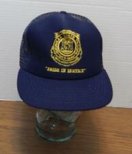 ONE Michigan State Police Troopers Embroidered Patch Cap Hat