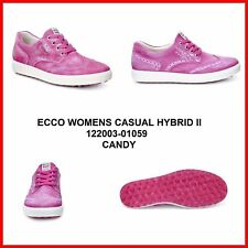 New Ecco Womens Golf Shoes BIOM Casual Hybrid II Candy EU 35 36  37 38 $200