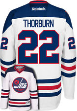 Chris Thorburn Winnipeg Jets Heritage Classic NHL Reebok Premier Hockey Jersey