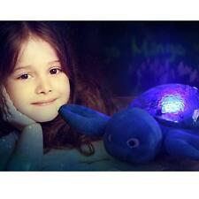 Musical Turtle Lamp LED Night Light Sky Star Projection Baby Sleep Aid Toy Gift