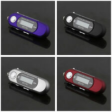 8GB USB 2.0 Flash Drive LCD MP3 Music Player With FM Radio Voice Recorder SS