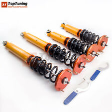 Coilover Suspension Shock Struts Spring for Nissan R33 Skyline GTST GTS Eye Type