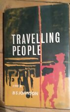 B S Johnson Travelling People First 1st Edition Signed??