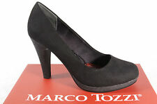 Marco Tozzi 22441 Court shoes Slippers Casual shoes black soft inner sole NEW