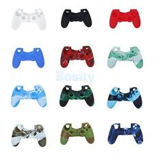 Silicone Skin Case Cover Guard Sleeve for Sony PS4 PlayStation 4 Game Controller