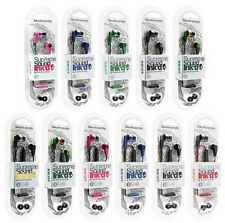 New Skullcandy Earphones Supreme Sound Ink'd 2.0 IN-EAR Earbuds With MIC