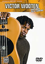 Victor Wooten - Super Bass Solo (DVD, 2007) Super Bass Solo Technique