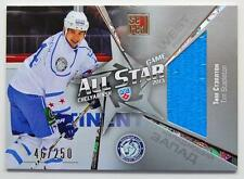 2012-13 KHL Gold Collection Jersey #ASG-J16 Tim Stapleton 046/250