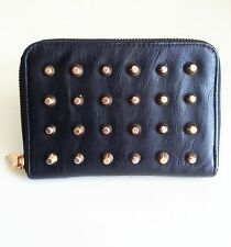 Ladies Forever 21 Black Studded Purse